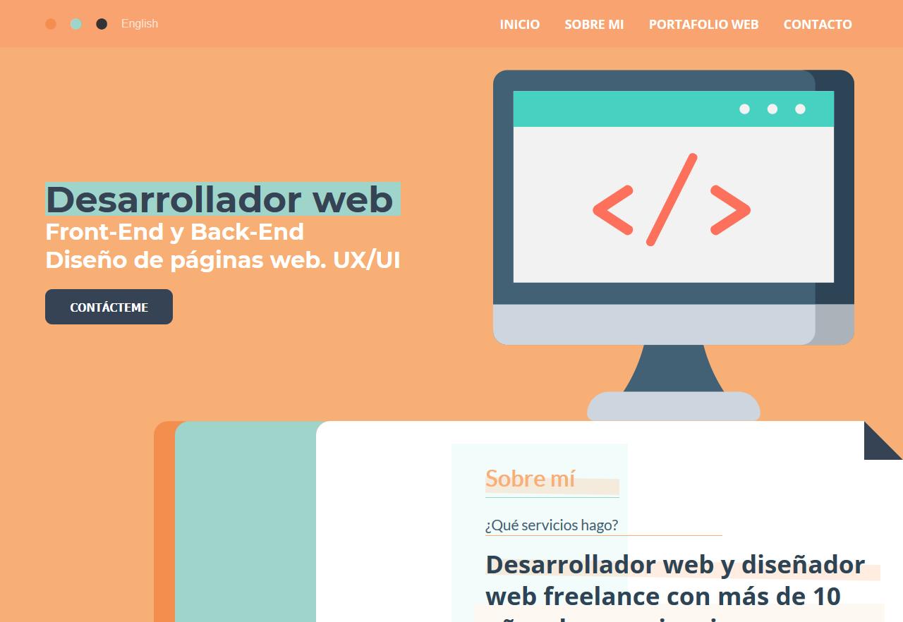 Desarrollador Web Front-End